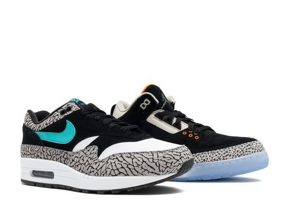 "ATMOS x AIR JORDAN 3 & AIR MAX 1 ""SAFARI PACK"""
