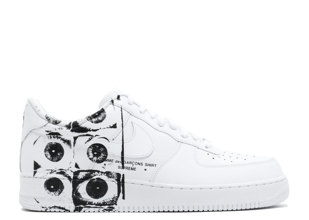 "NIKE AIR FORCE 1 x SUPREME ""CDG"""