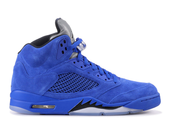 "AIR JORDAN 5 ""BLUE SUEDE"" ***USED/ 中古***"