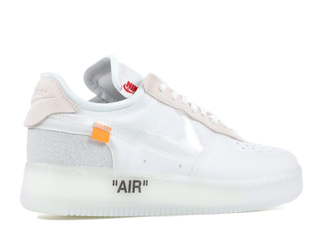OFF-WHITE X AIR FORCE 1 LOW \