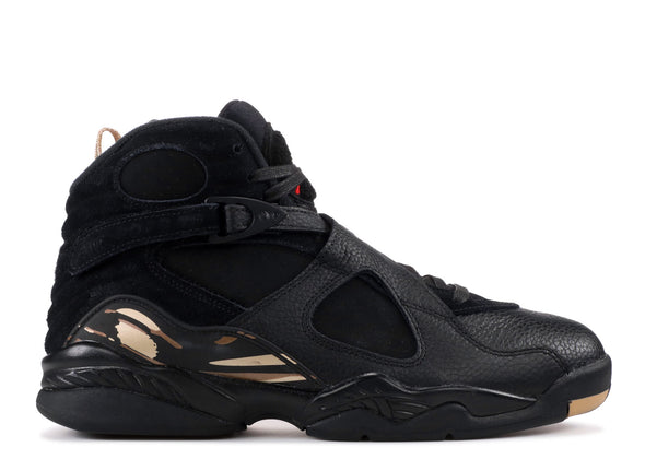 "AIR JORDAN 8 ""BLACK OVO"""
