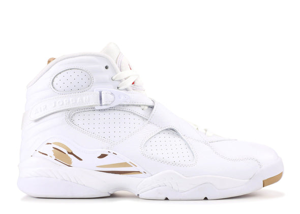 "AIR JORDAN 8 ""OVO White"""