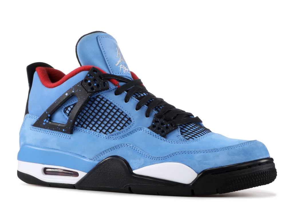 "AIR JORDAN 4 TRAVIS SCOTT ""CACTUS JACK"""