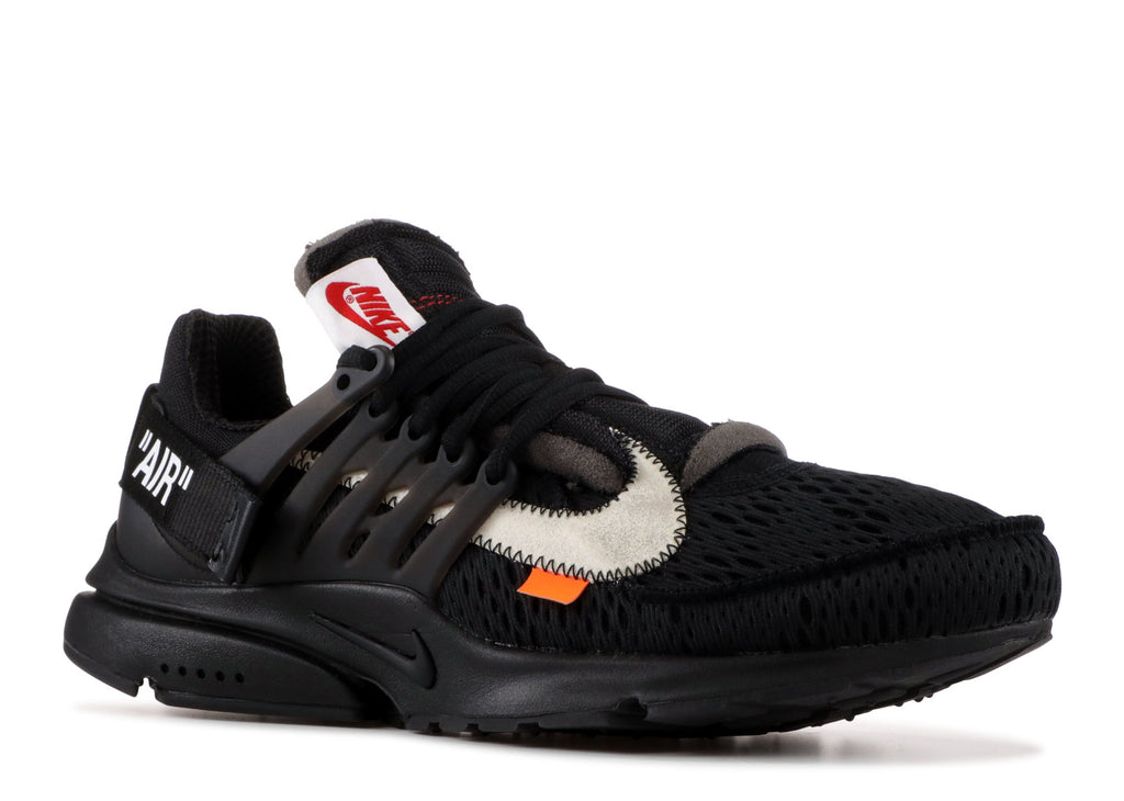 NIKE PRESTO x OFF-WHITE (BLACK)