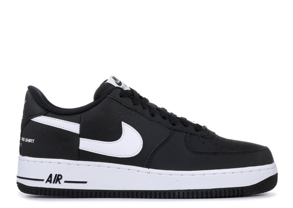 "SUPREME x CDG x NIKE AIR FORCE 1 ""BLACK"""