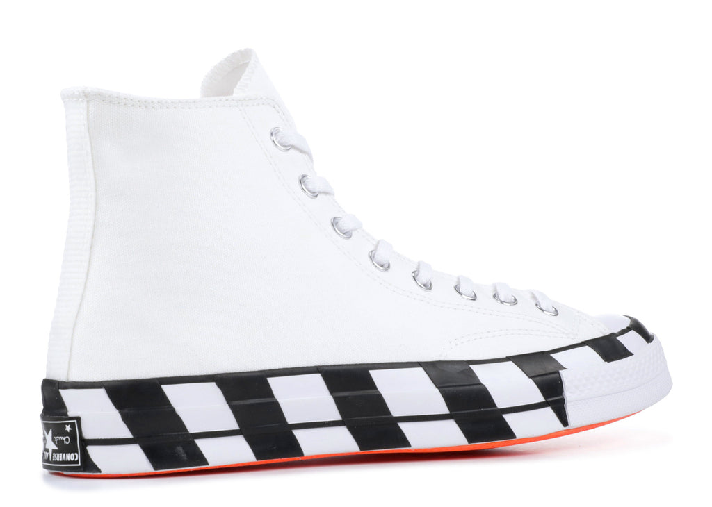 CONVERSE CHUCK TAYLOR ALL-STAR HI × OFF-WHITE
