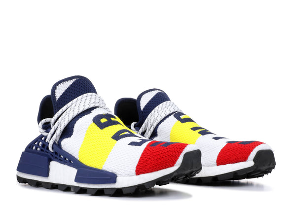 "NMD Hu PHARRELL X BBC ""MULTI-COLOR"""