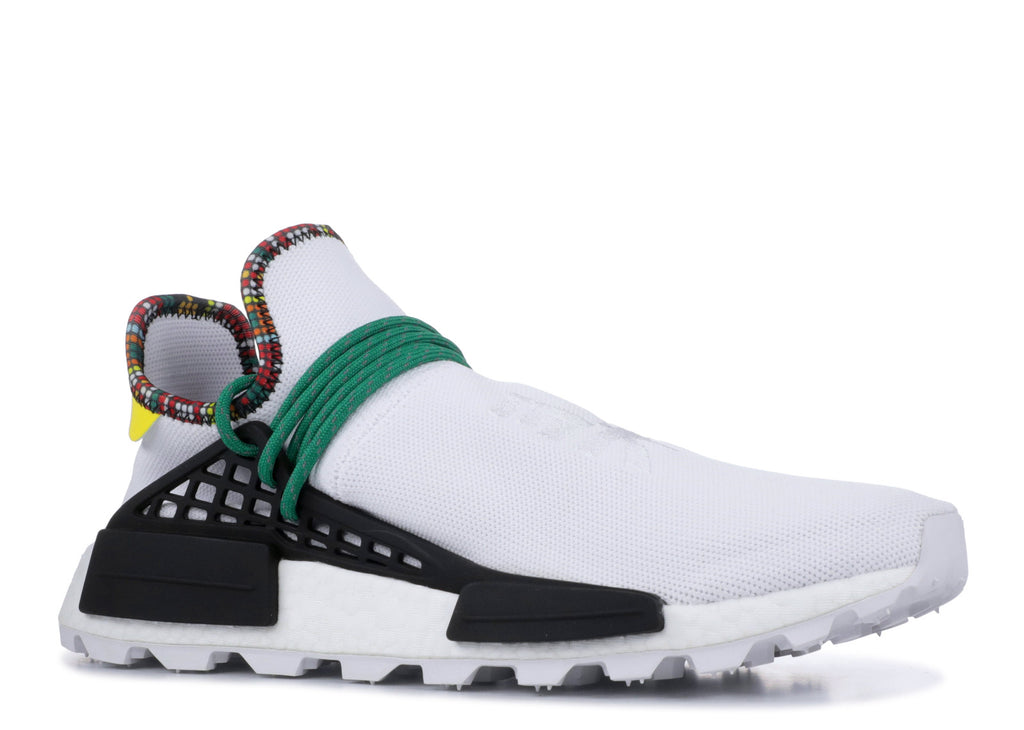 "NMD Hu PHARRELL INSPIRATION PACK ""WHITE"""