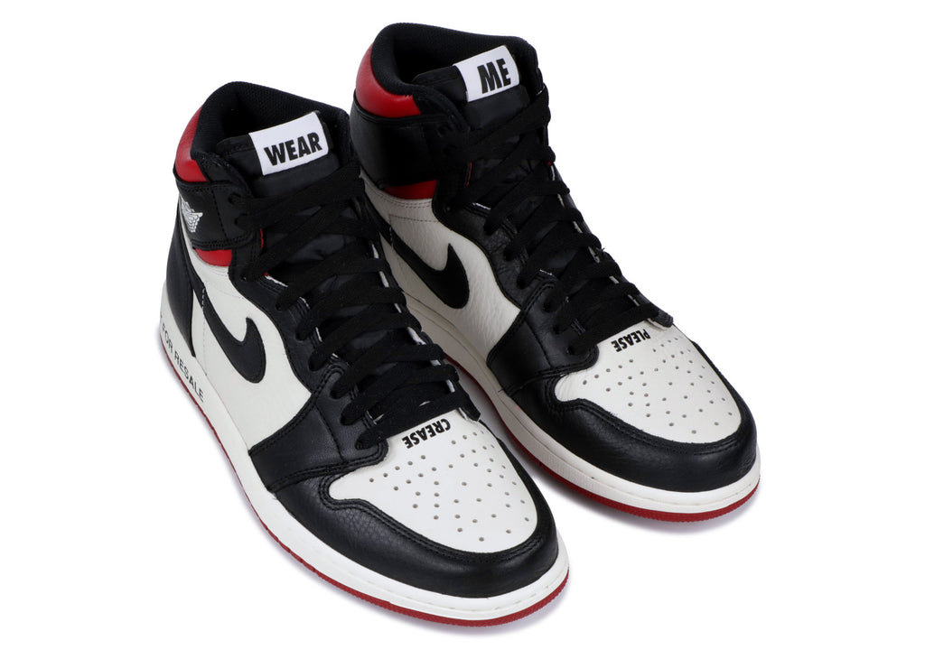 "AIR JORDAN 1 ""NOT FOR RESALE"""