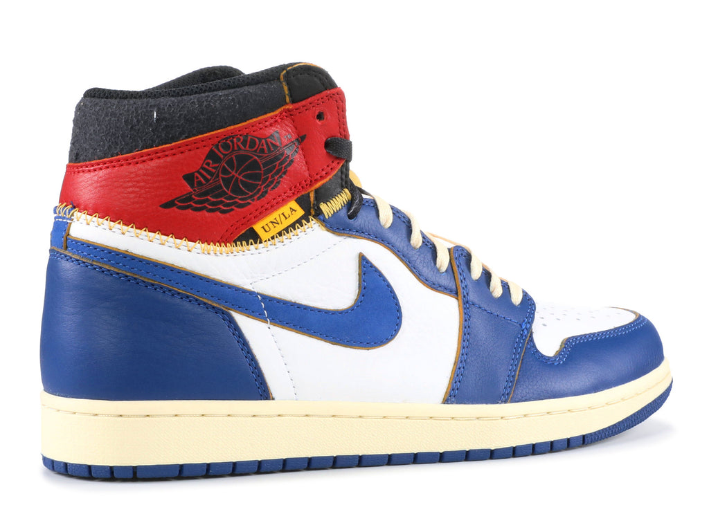"AIR JORDAN 1 ""UNION BLUE TOE"""