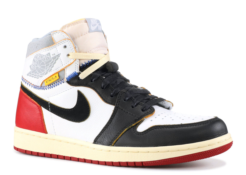 "AIR JORDAN 1 ""UNION BLACK TOE"""