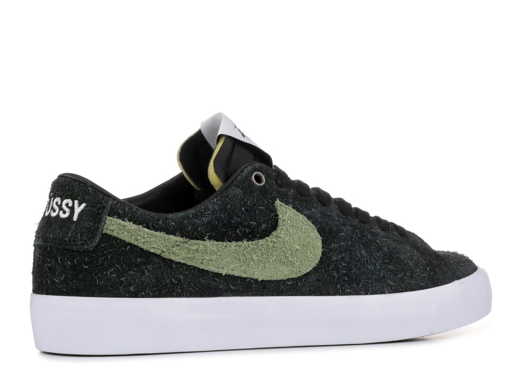 "NIKE STUSSY X BLAZER LOW SB ""PALM GREEN"""