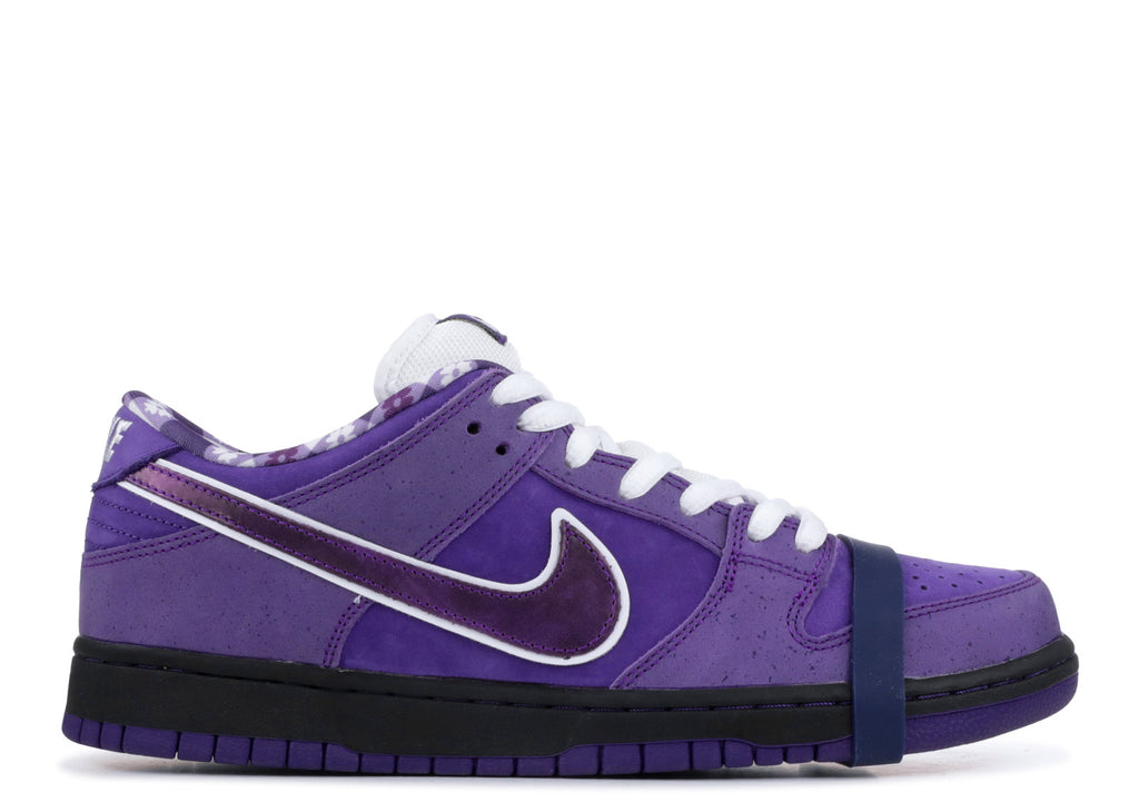 "NIKE SB DUNK LOW CONCEPTS ""PURPLE LOBSTER"""