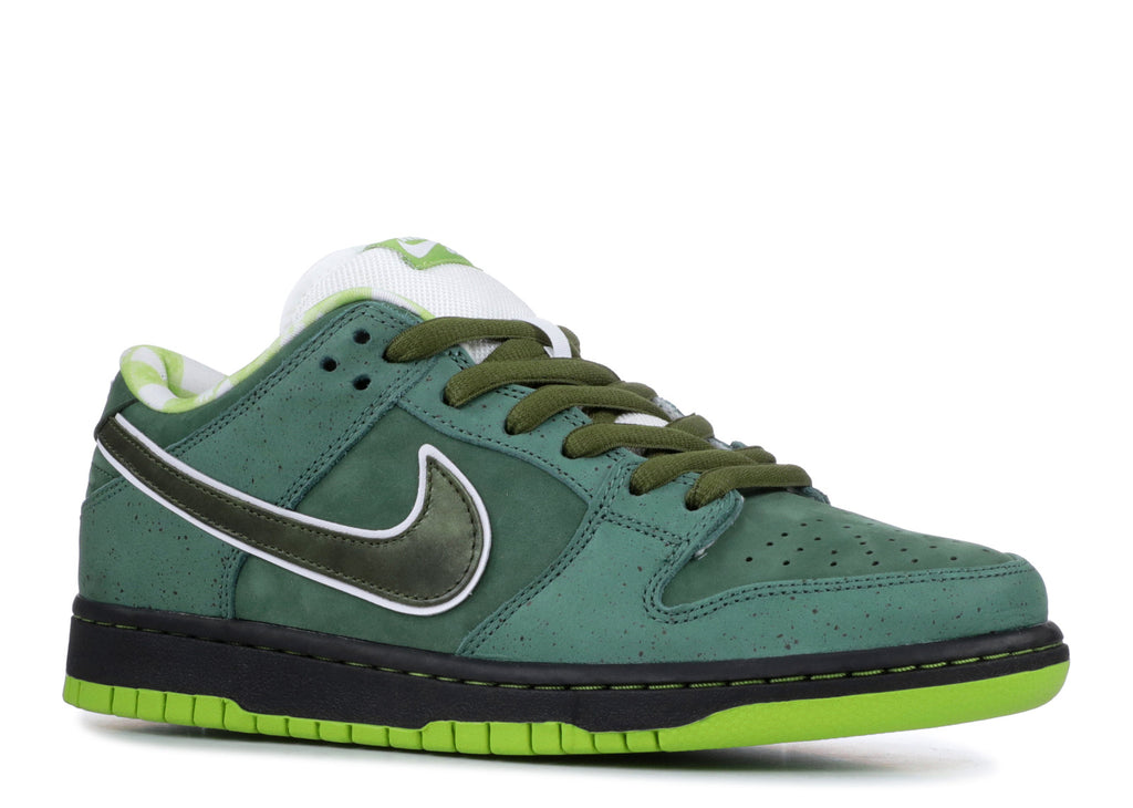"NIKE SB DUNK LOW CONCEPTS ""GREEN LOBSTER"""