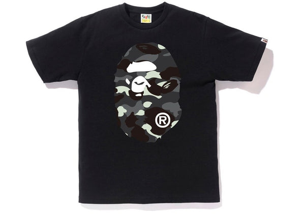 BAPE CITY CAMO TEE ''BLACK''