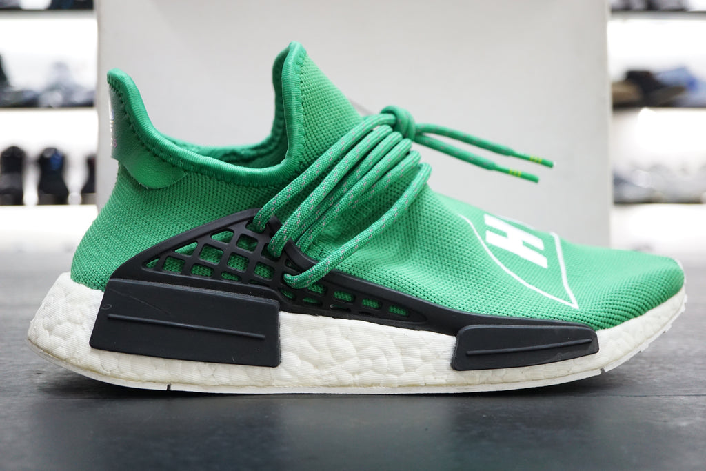 "HUMAN RECE NMD ""GREEN"" ***USED/中古***"