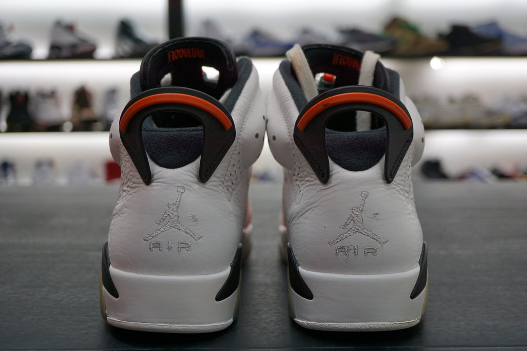 "AIR JORDAN 6 ""GATORADE"" ***USED/中古***"