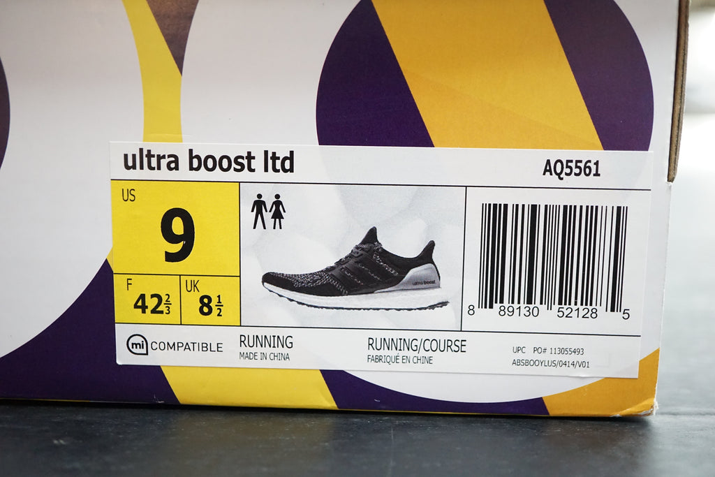 "ULTRABOOST 1.0 LIMITED ""REFLECTIVE"" ***USED/中古***"