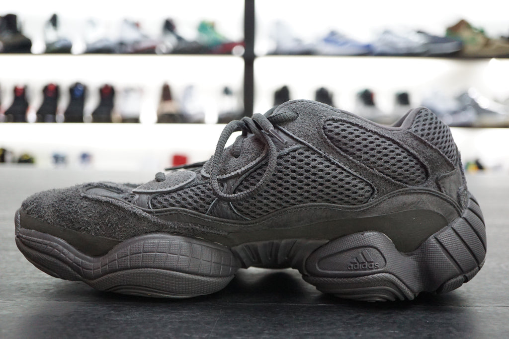 "Yeezy Boost 500 ""Utility Black"" ***USED/中古***"