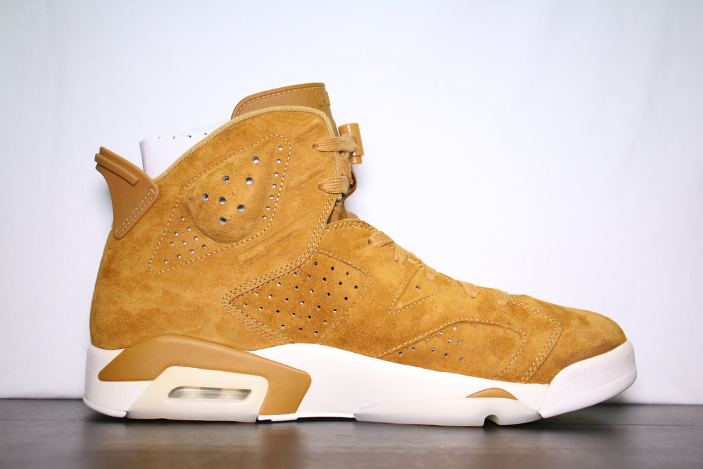 "AIR JORDAN 6 ""HARVEST"" ***USED/ 中古***"