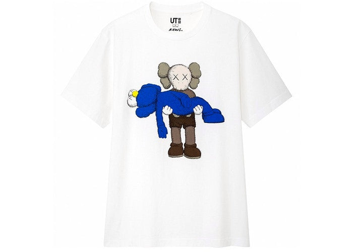KAWS X UNIQULO GONE TEE 'WHITE'