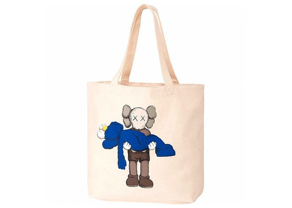 KAWS X UNIQULO GONE TOTE 'NATURAL'