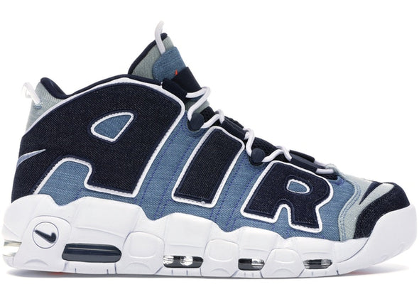 "NIKE AIR MORE UPTEMPO ""DENIM"""