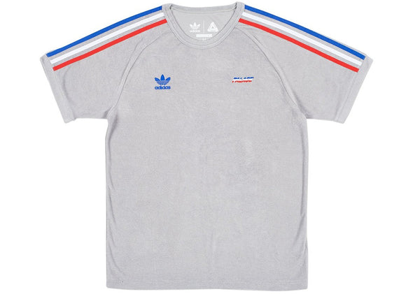"PALACE x ADIDAS TERRY SHIRT ""GREY"""