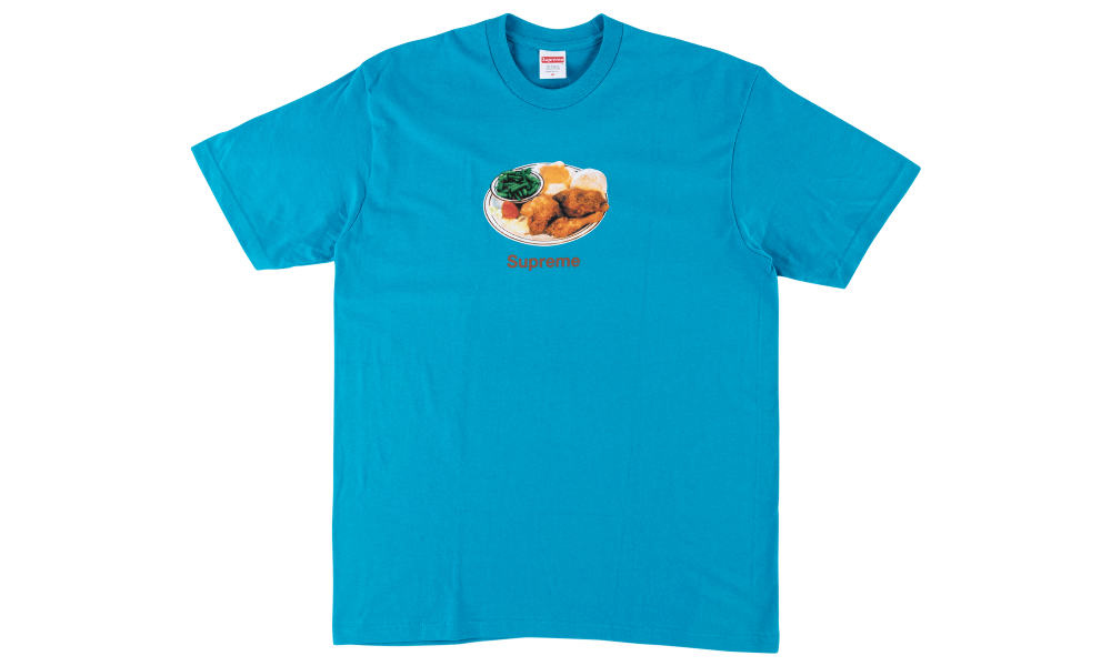 "SUPREME CHICKEN TEE ""BLUE"""