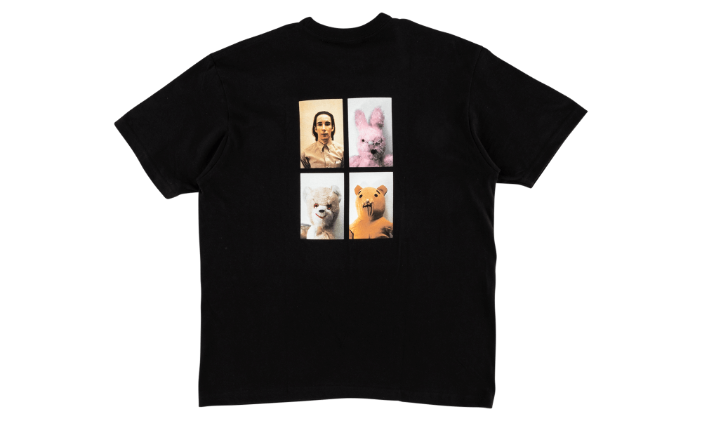 SUPREME  MIKE KELLEY AHH YOUTH! TEE ''BLACK''