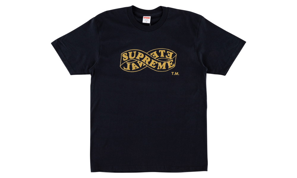 "SUPREME ETERNAL TEE ""NAVY"""
