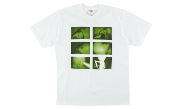 SUPREME CHRIS CUNNINGHAM RUBBER JOHNNY TEE ''WHITE''