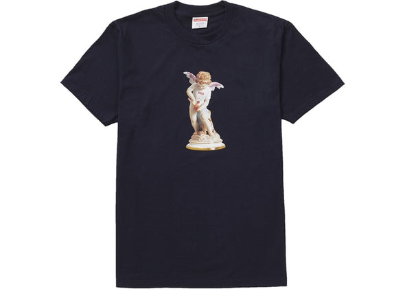 "SUPREME CUPID TEE ""NAVY"""