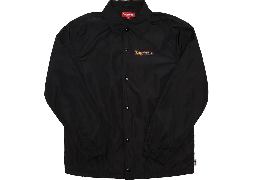 "SUPREME GONZ COACH JACKET ""BLACK"""