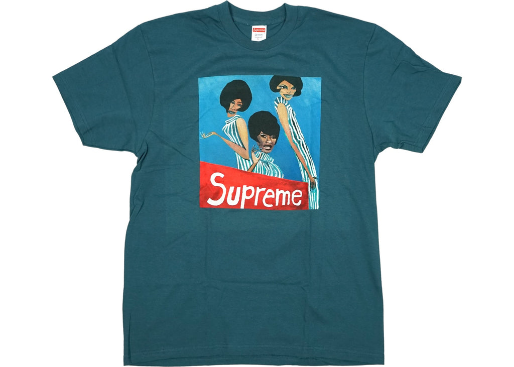 "SUPREME GROUP TEE ""SLATE"""
