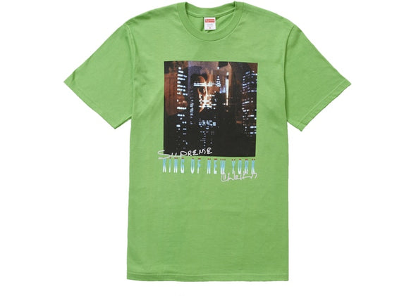 "SUPREME KING OF NEW YORK TEE ""GREEN"""