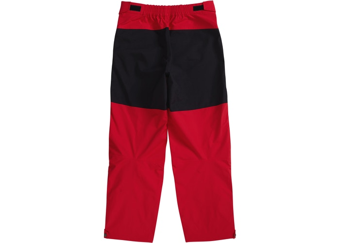 "SUPREME x THE NORTH FACE MOUNTAIN PANTS ""RED"""
