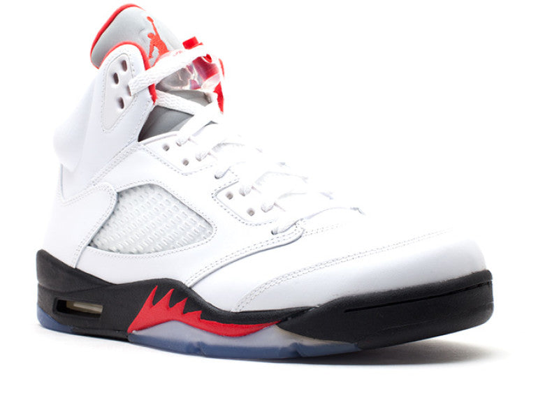 "AIR JORDAN 5 PRM ""FIRE RED"""