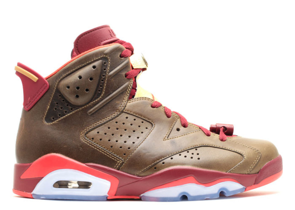 "AIR JORDAN 6 ""CIGAR"" ***USED/ 中古***"