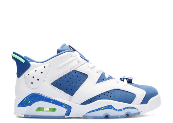 "AIR JORDAN 6 LOW ""SEAHAWKS"""