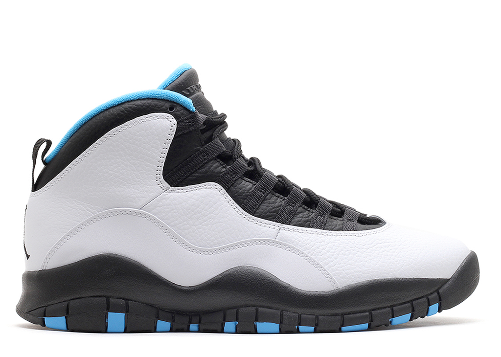 "AIR JORDAN 10 ""POWDER BLUE"""