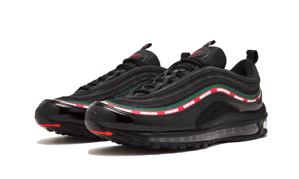 "NIKE X UNDEFEATED AIR MAX 97 ""BLACK"""