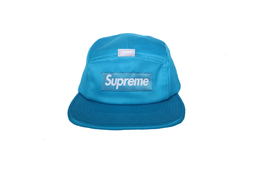 SUPREME TAB POCKET CAMP CAP