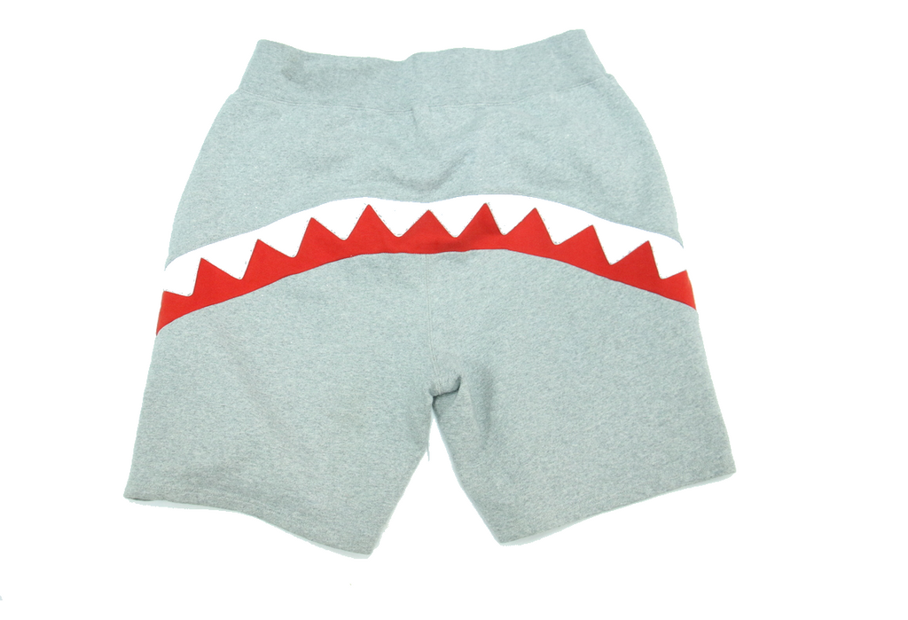 "BAPE SWEATSHORTS ""GREY"" ***USED/ 中古***"