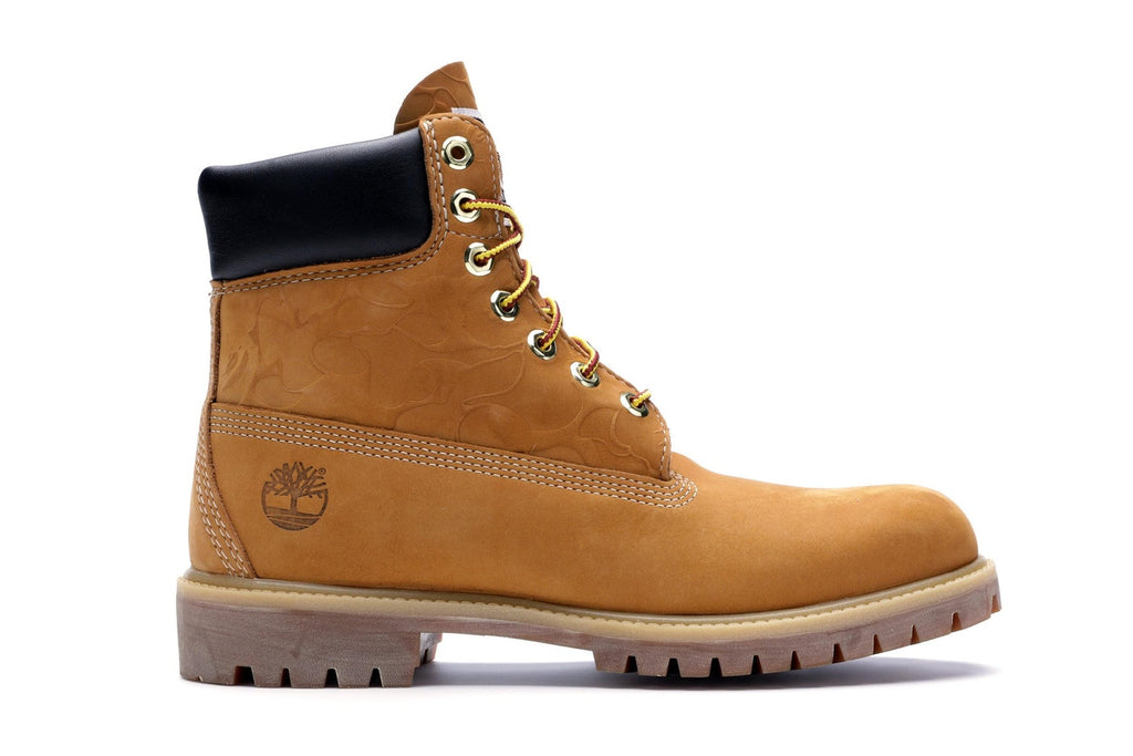 "BAPE X TIMBERLAND X UNDEFEATED ""WHEAT"""