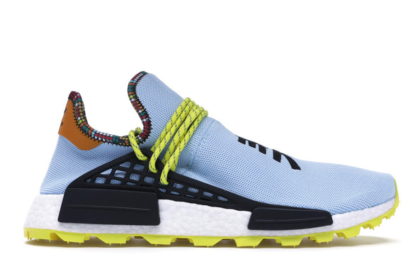 "PHARRELL X NMD HUMAN RACE INSPIRATION PACK ""BLUE"""