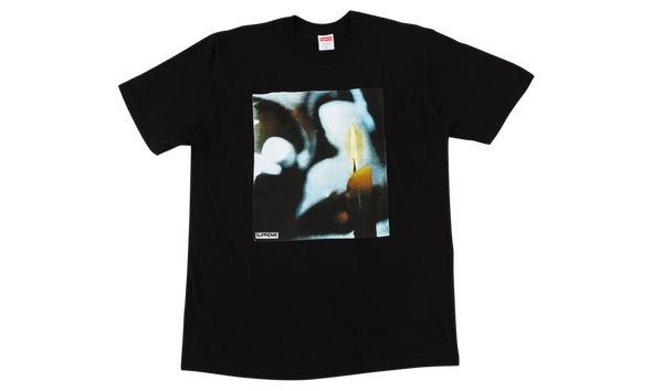 "SUPREME CANDLE TEE ""BLACK"""