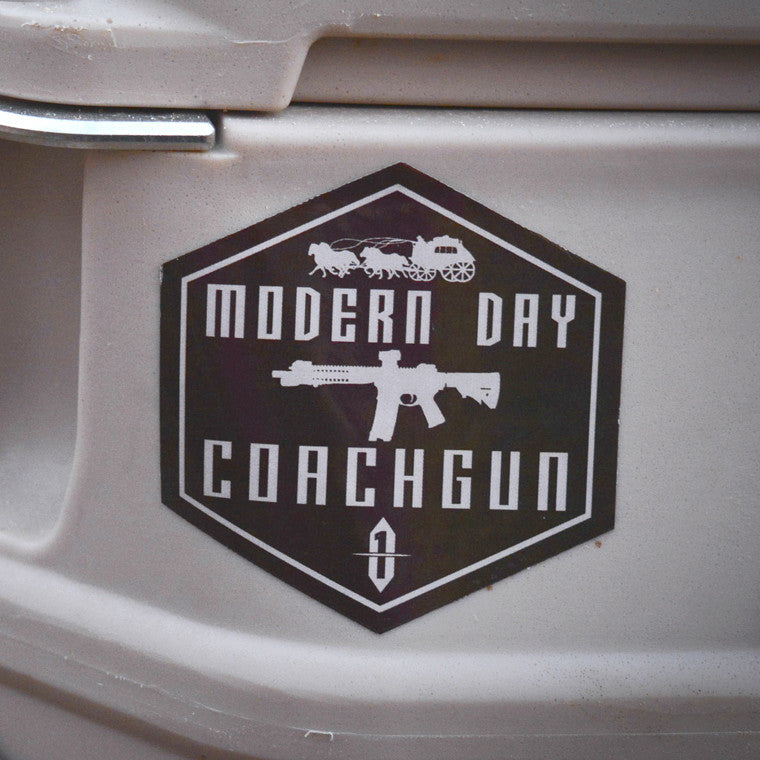 "Modern Day Coachgun ""Badge"""