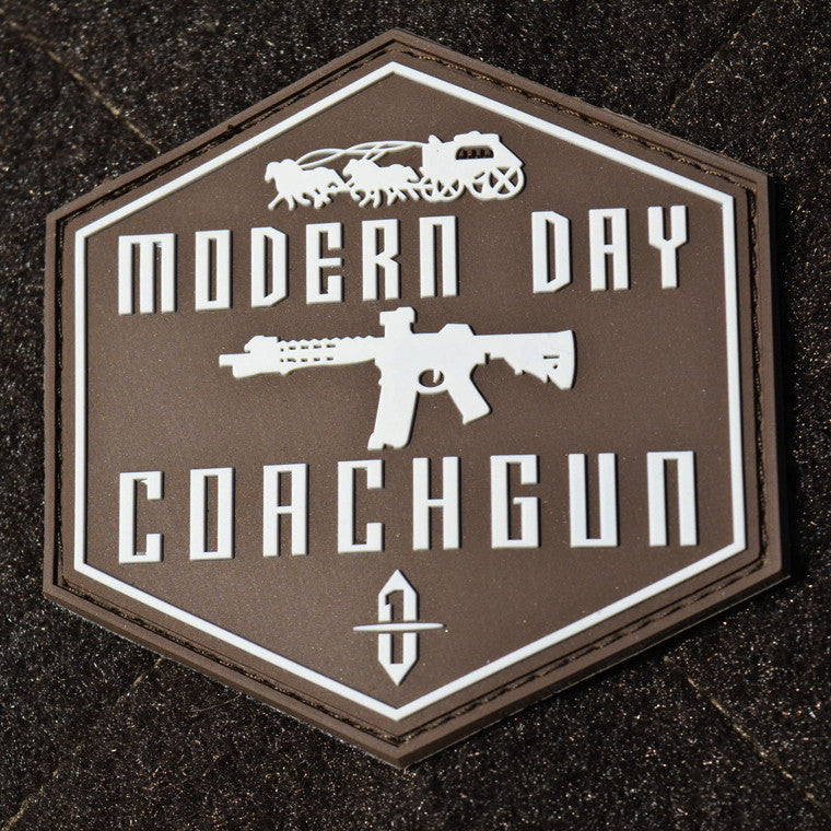 Modern Day Coachgun - Brown