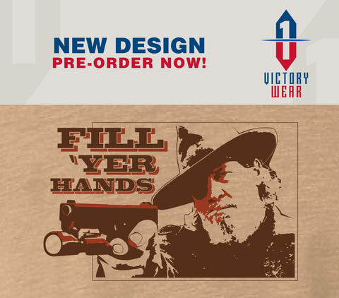 Fill 'yer hands !  **Pre-Order**
